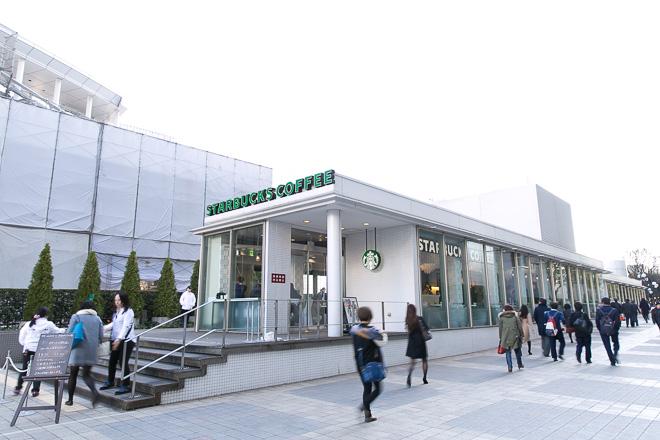 スタバ サザンテラス新宿