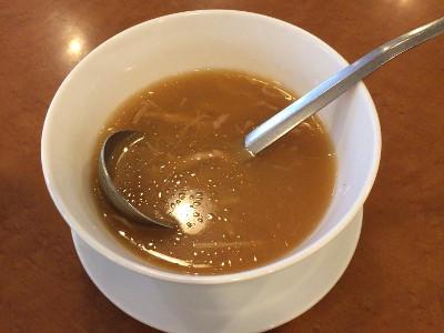 ふかひれスープ 横浜大飯店