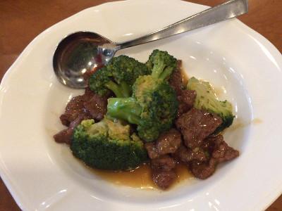 牛バラ肉の煮込み 中華料理