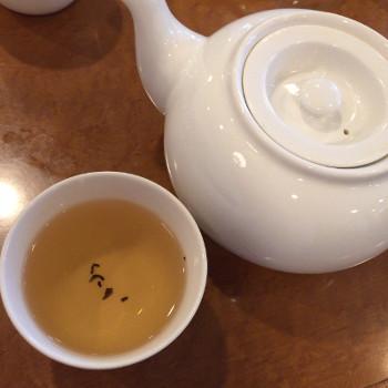 ライチ紅茶 横浜大飯店