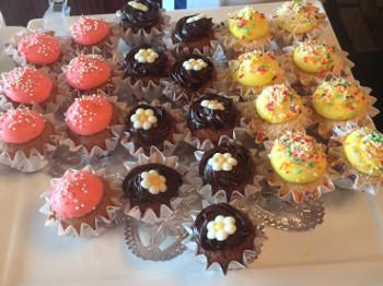 ニューオータニのカップケーキ