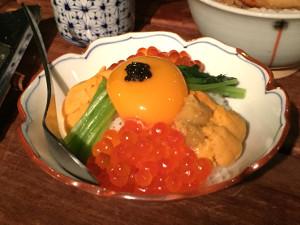 十番右京 海鮮丼